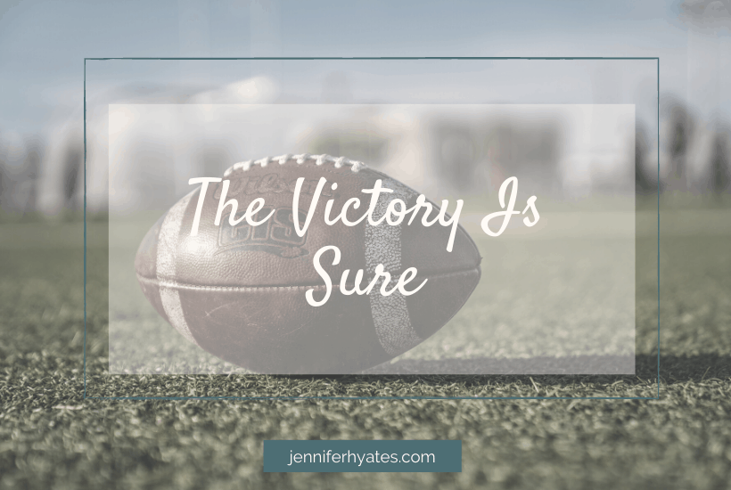 The Victory Is Sure (1)