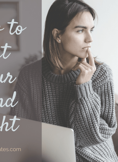 How to Get Your Mind Right