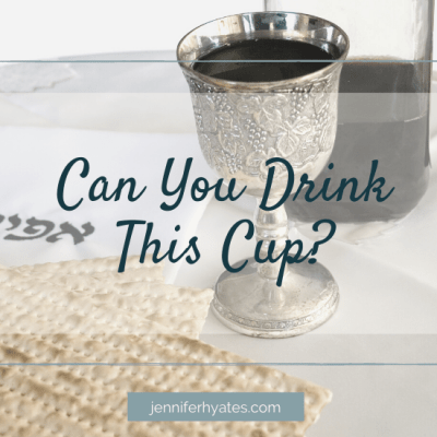 Can You Drink This Cup?