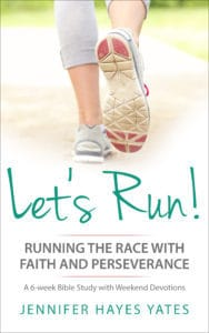 Let's Run! Running the Race with Faith and Perseverance