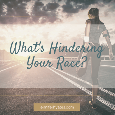 What's Hindering Your Race?