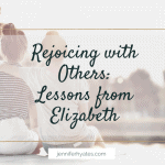 rejoicing with others