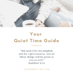 Your Quiet Time Guide